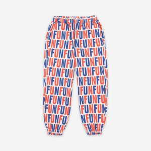 Bobo Choses  - FUN ALL OVER JOGGING PANTS - Clothing