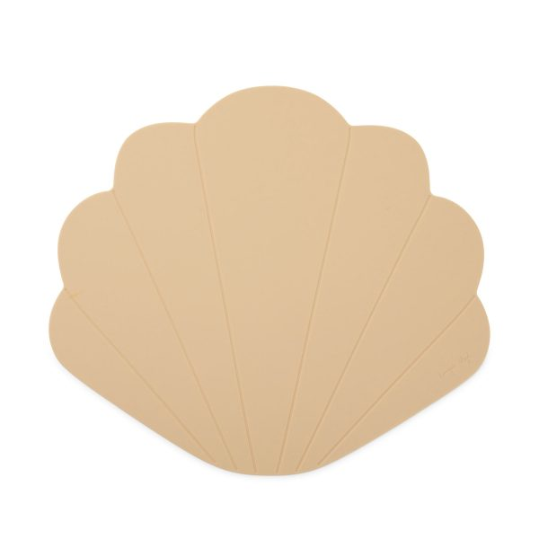 Konges Sløjd  - SILICONE PLACEMAT CLAM SHELL - Homeware