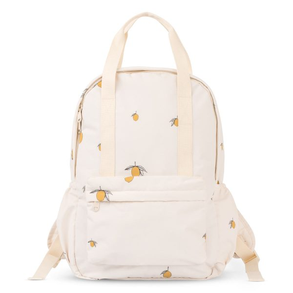 Konges Sløjd  - LOMA KIDS BACKPACK JUNIOR LEMON - Accessories