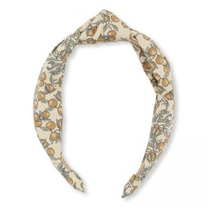 Konges Sløjd  - HAIRBRACE THICK ORANGERY BEIGE - Accessories