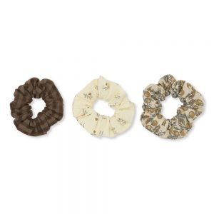 Konges Sløjd  - 3 PACK SCRUNCHIE BIG - Accessories