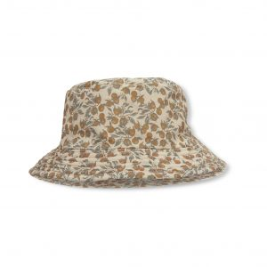 Konges Sløjd  - ASTER BUCKET HAT ORANGERY BEIGE - Accessories