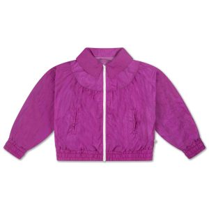 Repose AMS  - SPORTY JACKET FUCHSIA PINK - Clothing