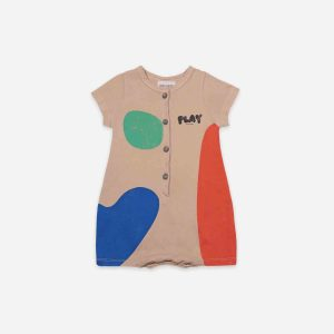 Bobo Choses  - PLAY LANDSCAPE PLAYSUIT - Clothing