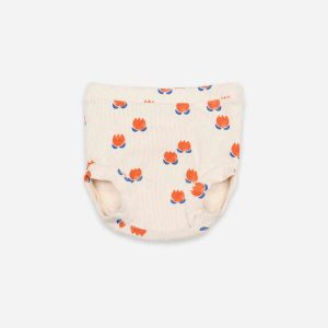 Bobo Choses  - CHOCOLATE FLOWERS ALL OVER CULOTTE - Clothing