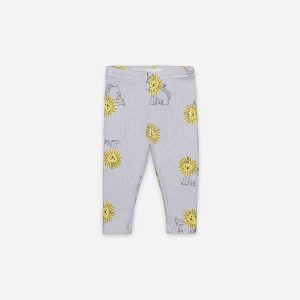 Bobo Choses  - PET A LION ALL OVER LEGGINGS - Clothing