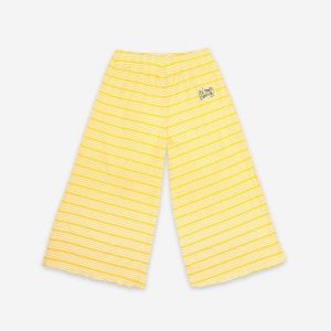 Bobo Choses  - STRIPED CULOTTE TROUSERS - Clothing