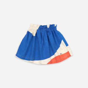 Bobo Choses  - LANDSCAPE WOVEN SKIRT - Clothing