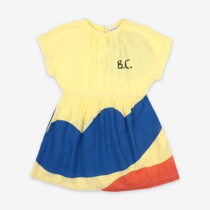 Bobo Choses  - LANDSCAPE WOVEN DRESS - Clothing