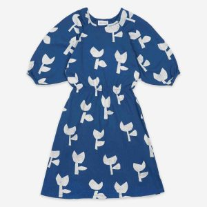 Bobo Choses  - POPPY ALL OVER JERSEY DRESS - Clothing