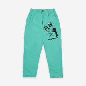 Bobo Choses  - DOG PLAY FLEECE PANTS - Clothing