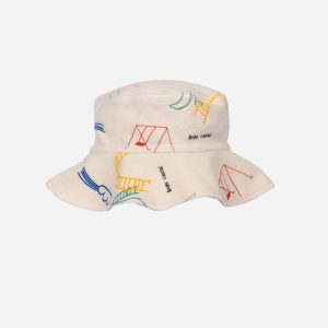 Bobo Choses  - PLAYGROUND ALL OVER HAT - Accessories