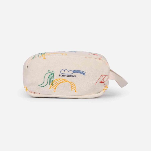 Bobo Choses  - PLAYGROUND ALL OVER POUCH - Homeware
