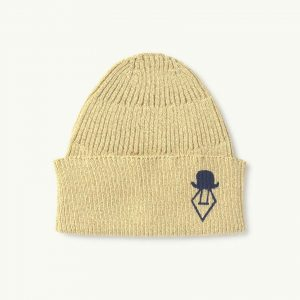 The Animals Observatory  - PONY KIDS HAT GOLD LOGO OS - Accessories