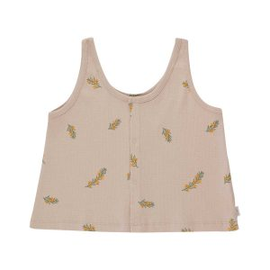 Tinycottons  - TWIGS TANK TOP - Clothing