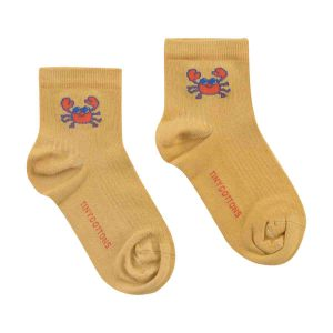 Tinycottons  - CRAB SHORT SOCKS - Clothing