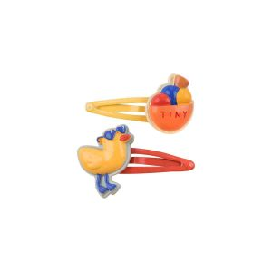 Tinycottons  - CHIRINGUITO HAIR CLIPS SET - Accessories