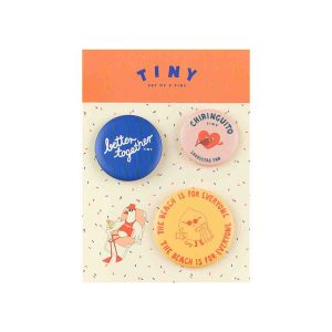 Tinycottons  - CHIRINGUITO PINS - Accessories