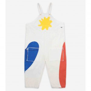 Bobo Choses  - LANDSCAPE DUNGAREE - Clothing