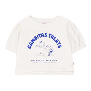 Tinycottons  - GAMBITAS TREATS BLOUSE - Clothing