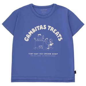 Tinycottons  - GAMBITAS TREATS TEE - Clothing