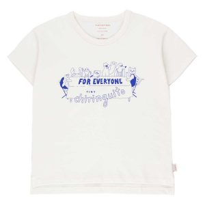 Tinycottons  - FOR EVERYONE TEE - Clothing