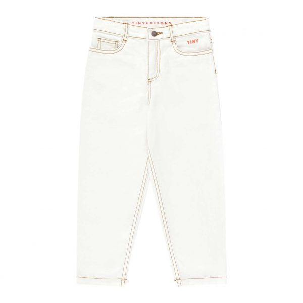 Tinycottons  - TINY BAGGY JEANS - Clothing