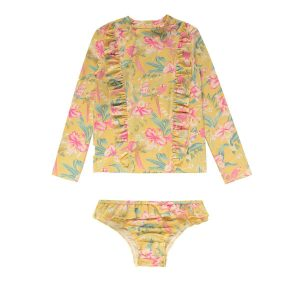 Louise Misha  - UV PROTECTIVE SET TOLUCA SOFT HONEY PARROTS - Clothing