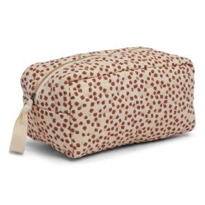 Konges Sløjd  - QUILTED TOILETRY BAG BUTTERCUP ROSA - Accessories