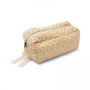 Konges Sløjd  - QUILTED TOILETRY BAG BUTTERCUP YELLOW - Accessories