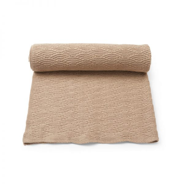 Konges Sløjd  - POINTELLE COTTON BLANKET MOONLIGHT - Homeware