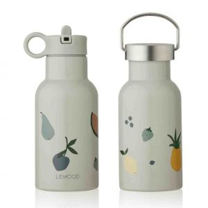 Liewood  - ANKER WATER BOTTLE FRUIT DOVE BLUE - Homeware