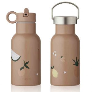 Liewood  - ANKER WATER BOTTLE FRUIT PALE TUSCANY - Homeware