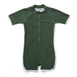 Liewood  - TRITON SWIM JUMPSUIT GARDEN GREEN - Clothing