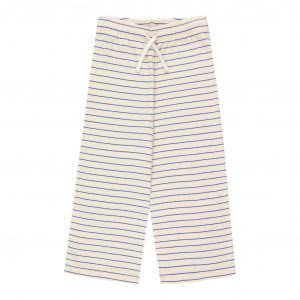 Tinycottons  - STRIPES STRAIGHT SWEATPANT - Clothing