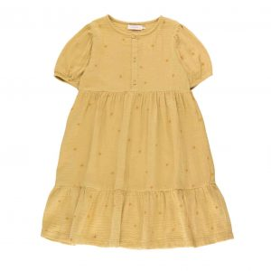 Tinycottons  - STARFISH PUFF DRESS - Clothing