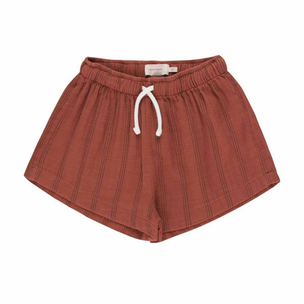 Tinycottons  - STRIPES SHORT - Clothing