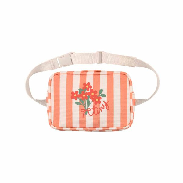 Tinycottons  - TINY FLOWERS FANNY BAG - Accessories