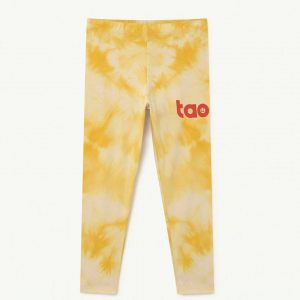 The Animals Observatory  - PENGUIN KIDS LEGGINS WHITE TAO - Clothing