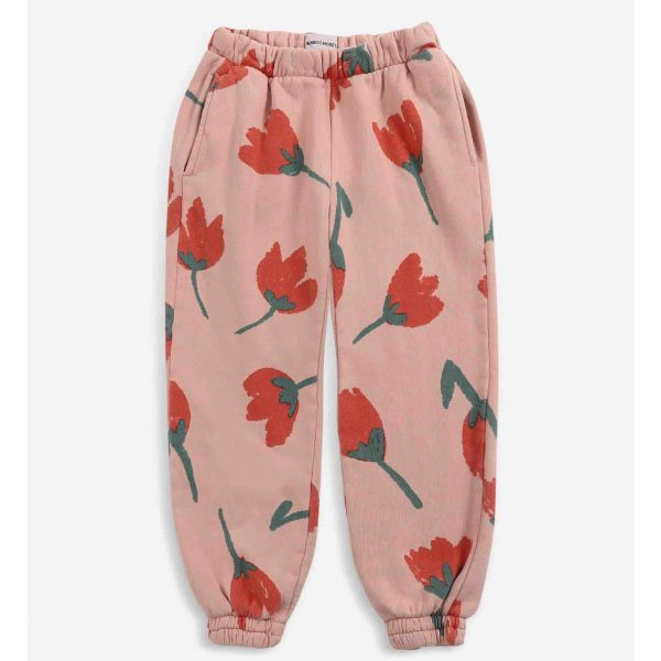 Bobo Choses  - Big Flowers All Over jogging pants - Clothing