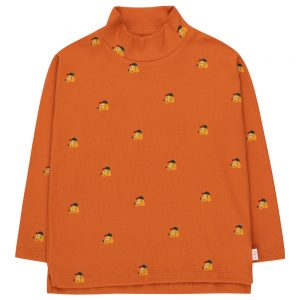 Tinycottons  - DOGS MOCKNECK TEE - Clothing