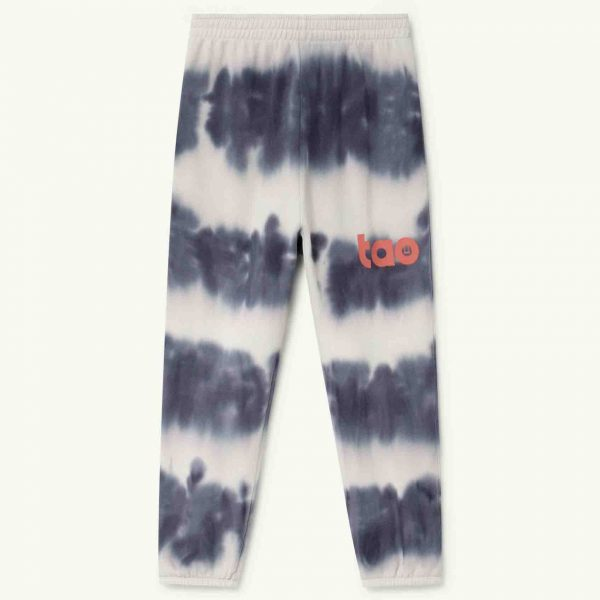 The Animals Observatory  - DROMEDARY KIDS TROUSERS BLUE TAO - Clothing