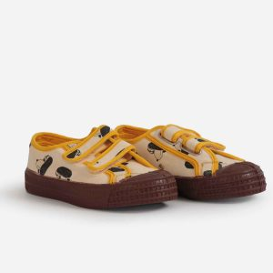Bobo Choses  - Doggie All Over scratch sneakers - Footwear