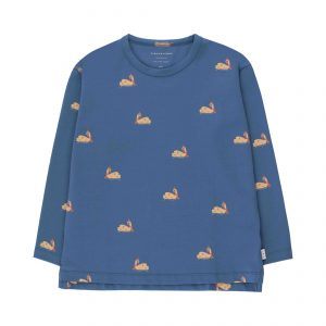 Tinycottons  - SWANS TEE - Clothing