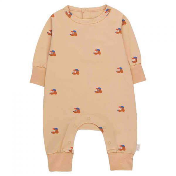 Tinycottons  - DOGS ONE-PIECE - Clothing