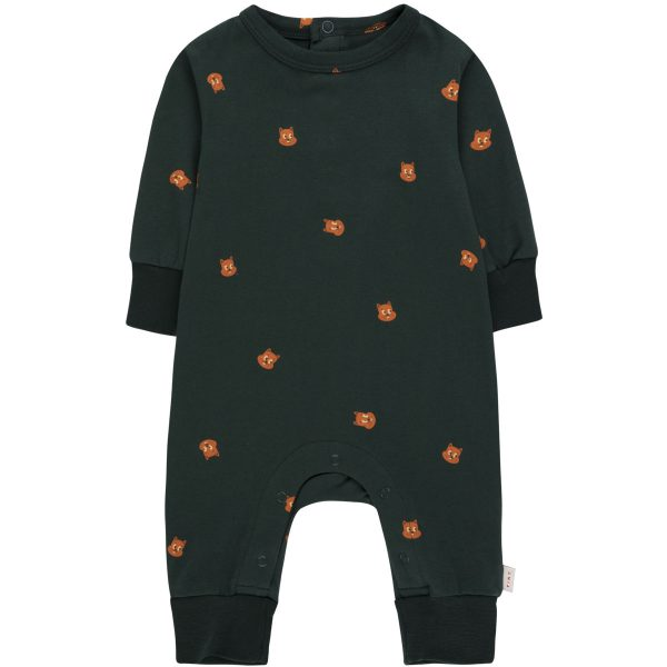 Tinycottons  - SQUIRREL ONE-PIECE - Clothing