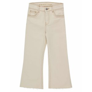 Tinycottons  - SOLID FLARED PANT - Clothing