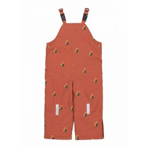 Tinycottons  - EXPLORERS SNOW DUNGAREES - Clothing