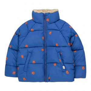 Tinycottons  - SQUIRRELS PADDED JACKET - Clothing