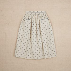 Apolina  - ERMA SKIRT SNOWDROP CALICO FLORAL - Clothing